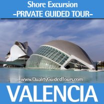 Valencia 4 hours private shore excursions, private tour guide valencia, alicante, cartagena, benidorm, guadalest, elche, alcoy, private tour guide valencia, alicante, cartagena, benidorm, guadalest, elche, alcoy