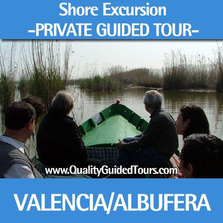 albufera shore excursion private guided tour