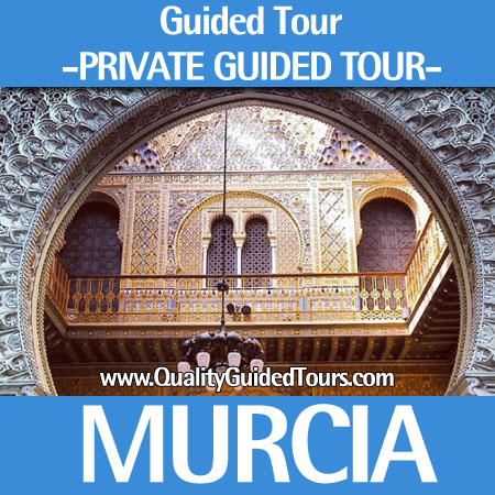 Murcia 4 hours private guided tour