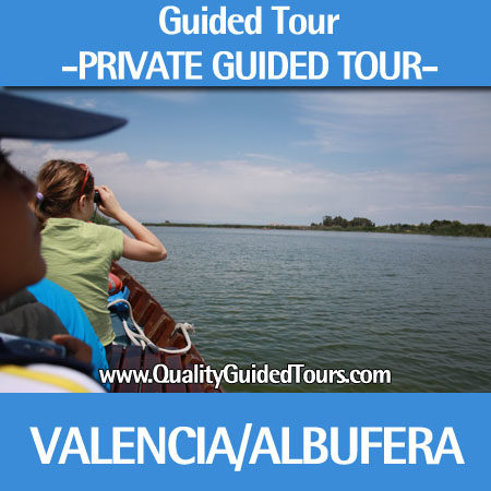 Valencia 4 hours private guided tour to Albufera, albufera natural park, private tour guide in Valencia