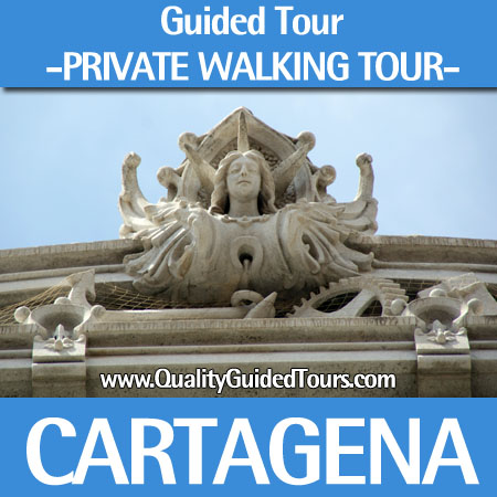 Cartagena private walking tours