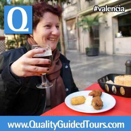 Tapas tour in Valencia