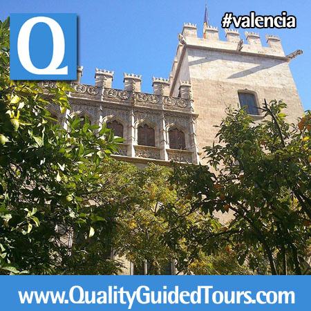 Silk Exchange Building (World Heritage Mankind), Valencia