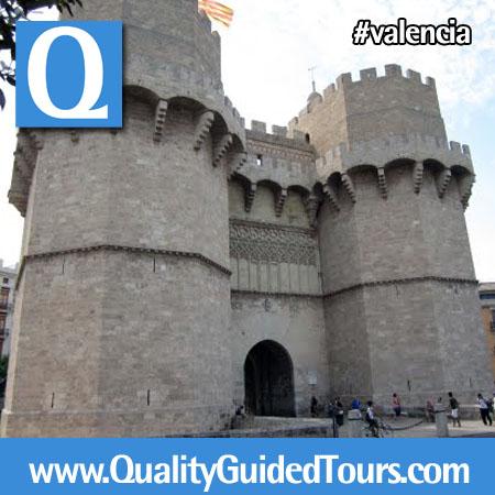 Serrano´s Tower, Valencia
