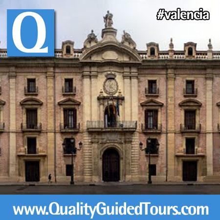 Justice Palace, Valencia