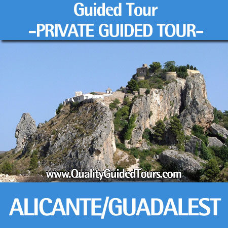 Guadalest, 4 hours private guided tour