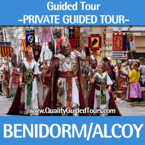 Alcoy Moors and Christians 5h private guided tour, private guided tours benidorm