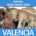 Night photo tour in Valencia