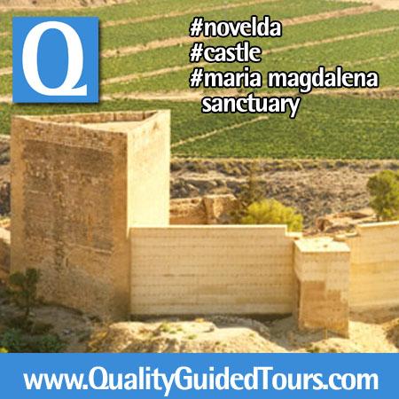 Novelda Castillo de la Mola Santuario de Santa Maria Magdalena (3)