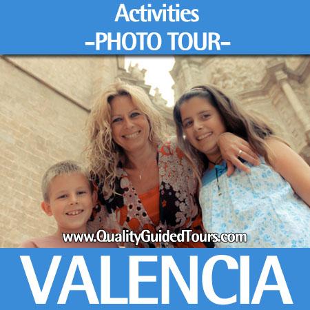 Private photo tour in Valencia