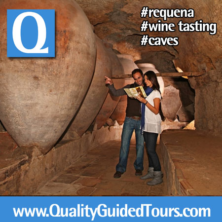 Requena Caves Wine Tasting (1)