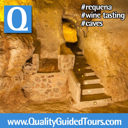 Requena Caves Wine Tasting (2)