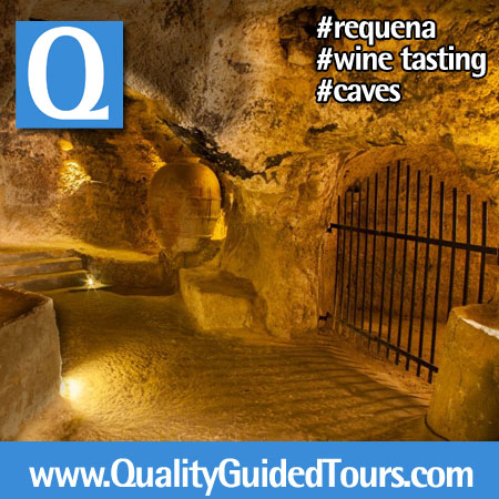 Requena Caves Wine Tasting (3)