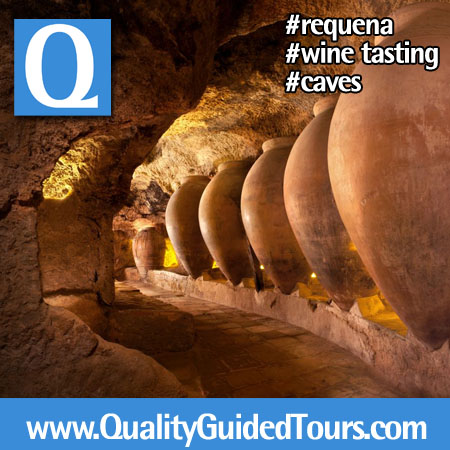 Requena Caves Wine Tasting