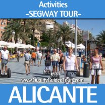 2h Segway tour in Alicante