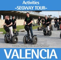 2h Segway tour in Valencia