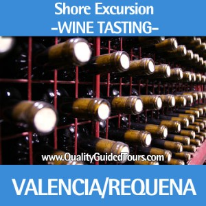 Wine history tour in Requena 4h private shore excursions, cruise excursions Requena