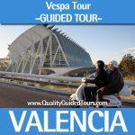 Rent a Vespa in Valencia