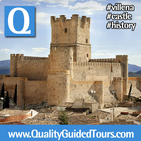 Villena Castle History and flavours (1)