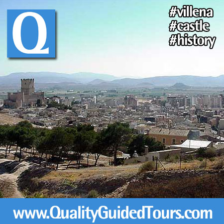 Villena Castle History and flavours (2)