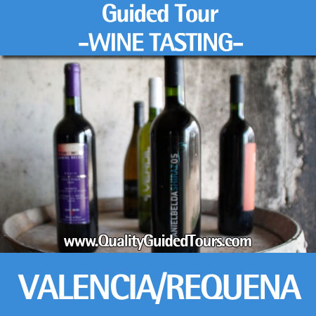 Wine history tour in Requena 4h guided tour, private tour guides Valencia