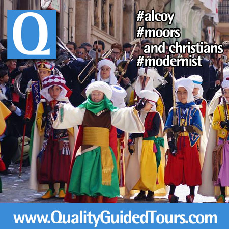 Moors and Christian Festivity