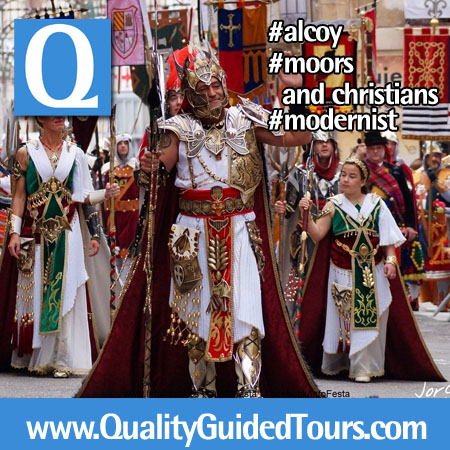 "Alcoy, ""Moors and Christians Museum"""