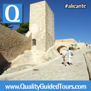 Santa Barbara Castle, Alicante, ALicante shared walking tour (3h)