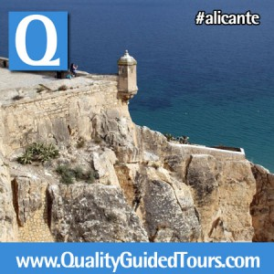 Santa Barbara Castle views, Alicante
