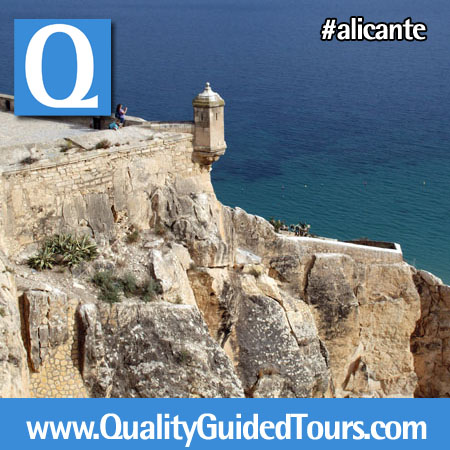 Guided tour Alicante, private tour guide in Alicante