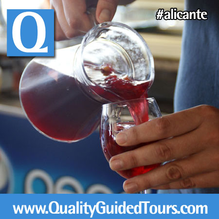 Guided tour Alicante