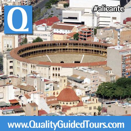 Alicante bullring