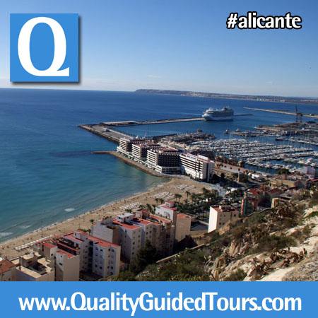 Alicante habour