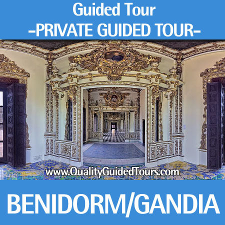 "Gandia ""Borgia Family"", 4 hours private guided tour, Gandia Borgia Family, private tour guides Valencia"