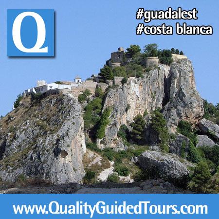 guadalest benidorm alicante costa blanca excursion guided tour