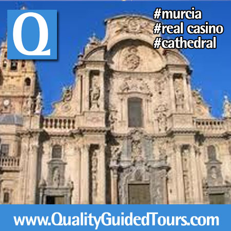Cathedral of Murcia, private tour guides murcia,
