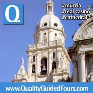 Murcia Cathedral, Murcia 5 hours private guided tour