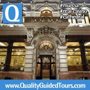 Real Casino of Murcia, Murcia 4 hours private guided tour
