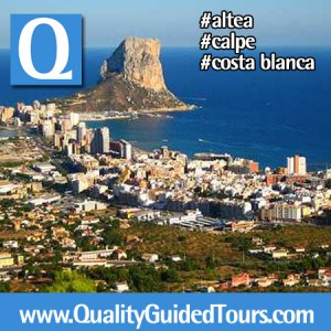 private guided tour alte calpe costa blanca (8), Altea and Calpe, 4h guided tour
