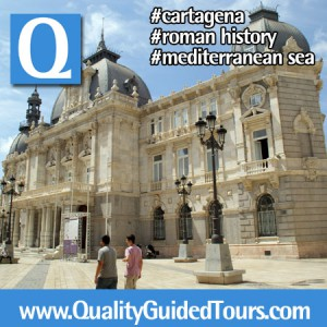 Town Hall of Cartagena, Cartagena 3 hours private shore excursions walking tour