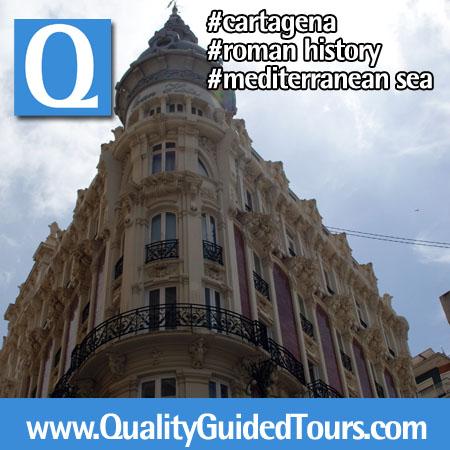 Cartagena, Grand Hotel