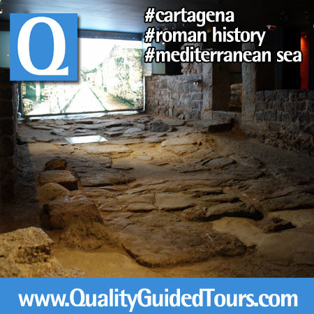 House of Fortune Cartagena Spain, Cartagena 4h Roman walking tour
