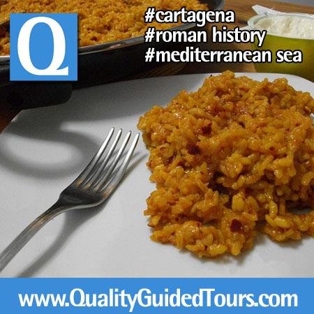 Caldero del Mar Menor, Ausflüge für Kreuzfahrten in Cartagena