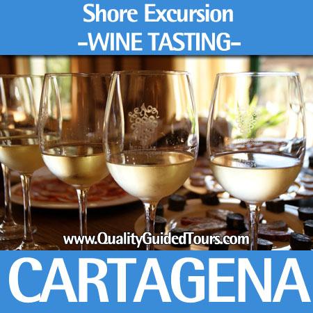 shore excursion wine tasting cellar
