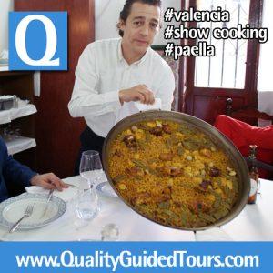 valencia paella cooking show (13), paella lessons Valencia