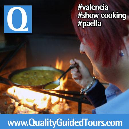 paella show cooking Valencia, cruise excursions valencia, shore excursions valencia, Escursioni crociera per Valencia, crociera, escursione guidata private, valencia