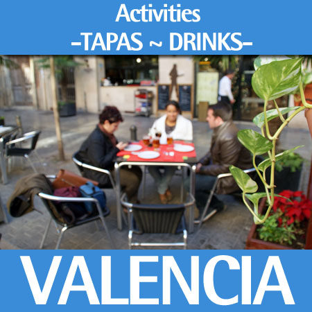 valencia tapas and drinks tour