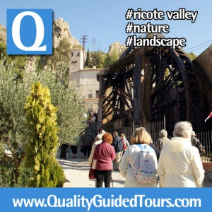 "Guided tour Cartagena, Cartagena 6 hours private guided tour to ""Ricote Valley"""