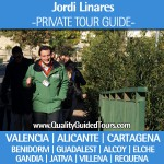 private tour guide valencia, alicante, cartagena, benidorm, guadalest, elche, alcoy