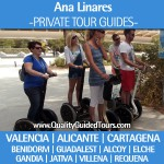 private tour guide valencia, alicante, cartagena, benidorm, guadalest, alcoy, elche